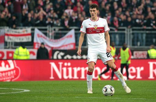 Pavard reifte beim VfB zum Leistungsträger. Foto: Pressefoto Baumann