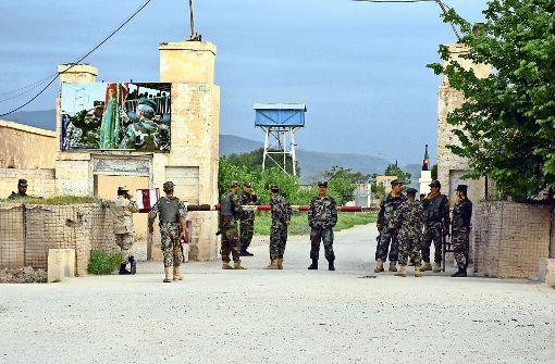 Die Taliban sind zurück in Afghanistan