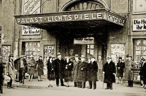 Die  Blütezeit der großen Kinos in Stuttgart
