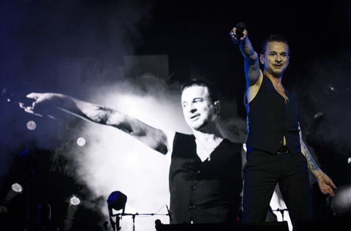 Depeche Mode: Spirits in the Forest: Konzertfilm hebt Fans der Kultband in den Rockolymp