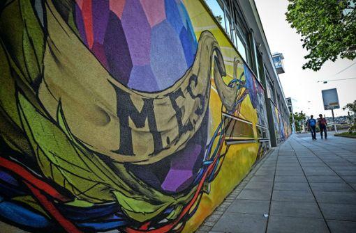 Wie die Stadt gegen illegale Graffiti vorgeht