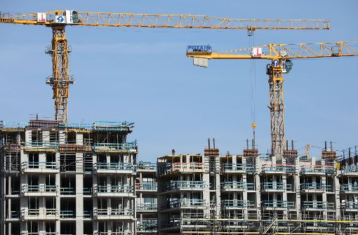 Bauwirtschaft im Land brummt weiter