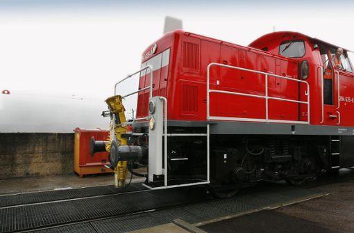 Wie stark ist der Einfluss von Diesellokomotiven auf die Luftbelastung im Stuttgarter Talkessel? Die CDU-Ratsfraktion will Aufklärung. Foto: FACTUM-WEISE
