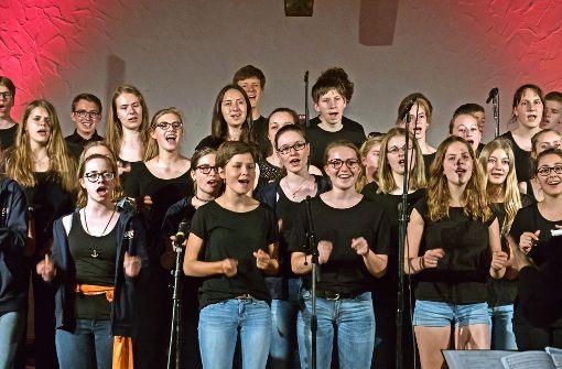 Junge Sänger berichten von ihrer Berlin-Reise
