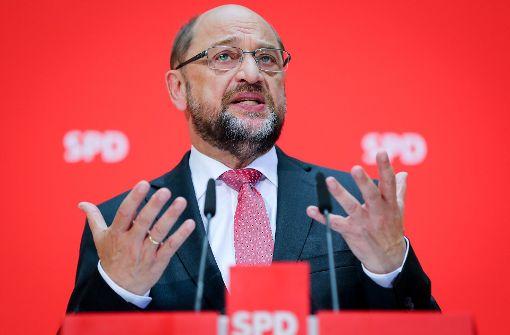 Einstimmiger Beschluss: SPD will Neuwahlen