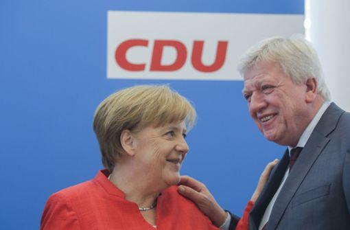 Wer verliert nach der  Hessen-Wahl in der Groko   zuerst die Nerven?