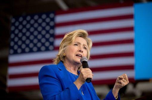 Ärztin: Clinton ist fit für Präsidentschaftsamt