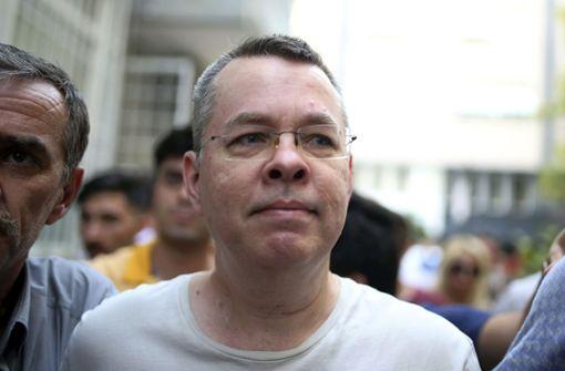 Der US-Pastor Andrew Brunson wird seit anderthalb Jahren in der Türkei festgehalten. Foto: AP
