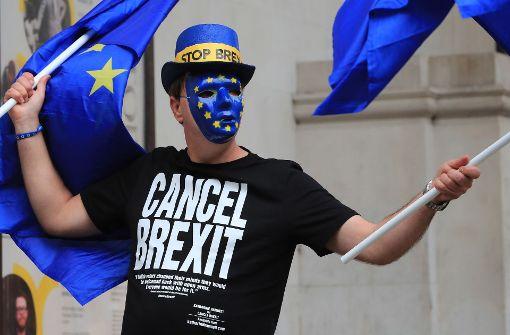 Mehr als 50 Prozent der Briten wollen in der EU bleiben