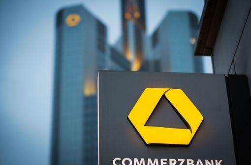 Commerzbank vor Abstieg aus dem Dax