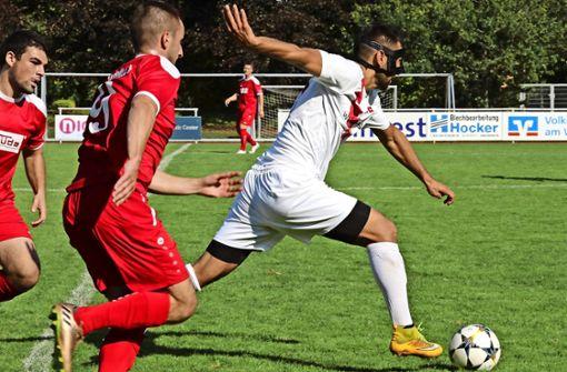 SV Fellbach: Siegtreffer in der Nachspielzeit