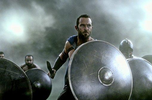 "Sullivan Stapleton als Themistokles in ""300: Rise Of An Empire. Foto: Warner Bros"