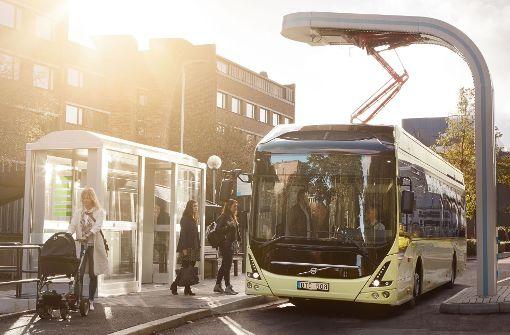 Mehr Staus durch Elektrobusse
