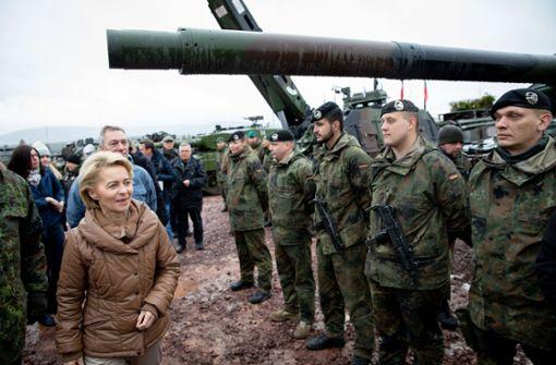 Plötzlich gibt es ganz viele deutsche Veteranen
