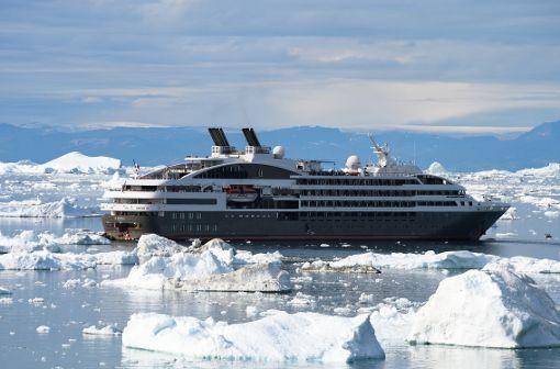 Auf Expedition durch die Arktis und Antarktis