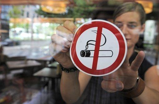 Das Raucherzimmer verflüchtigt sich