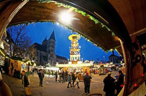 Der Mittelaltermarkt macht die Altstadt erlebbar