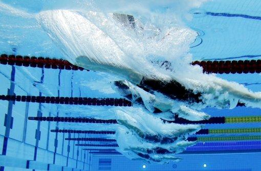 Schwimmen bietet vielfältige Möglichkeiten:  Der SV Ludwigsburg und der TV Nellingen  zeigen sich besonders einfallsreich. Foto: Baumann