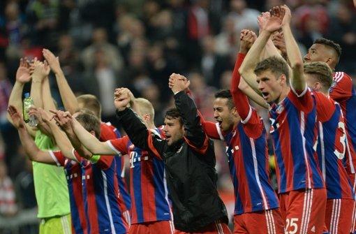 FCB zieht eindrucksvoll ins Halbfinale ein