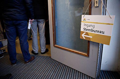 Keine Angst vor Wilders? Die Niederländer wählen
