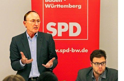Aufbruchsstimmung bei der Kreis-SPD