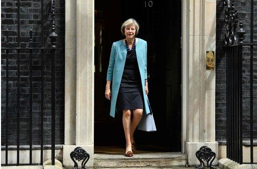 Innenministerin May bewirbt sich um Camerons Nachfolge