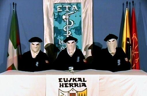 ETA gibt bewaffneten Kampf auf