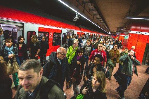 S-Bahnen fahren ab Freitag wieder regulär