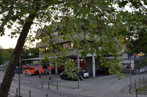 Der Brandschutz im Feuerwehrhaus in Vaihingen ist laut Branddirektion ausreichend. Foto: Alexandra Kratz