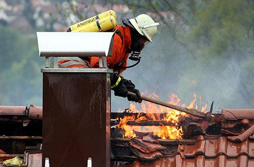 300.000 Euro Schaden bei Brand