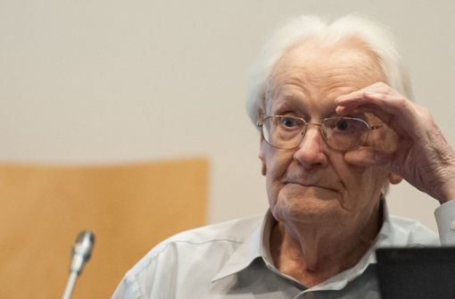 Ex-SS-Mann muss vierjährige Haftstrafe antreten