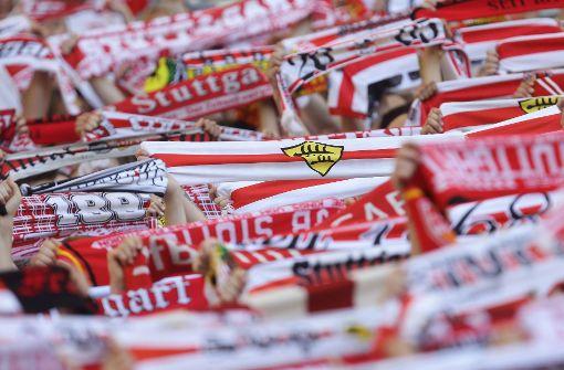 Mindestens 15.000 Fans begleiten den VfB