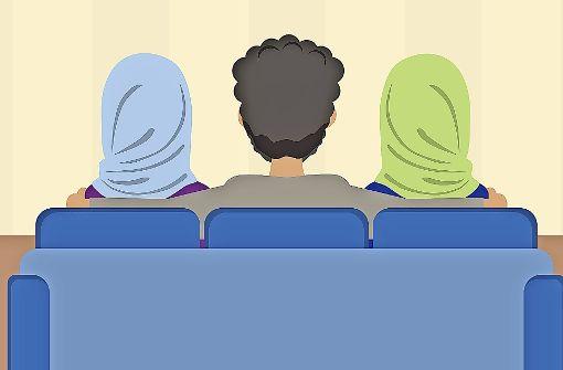 Wie ein schwäbischer Türke mit zwei Ehefrauen lebt