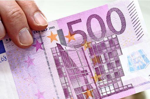 Prostituierte mit falschem 500-Euro-Schein bezahlt