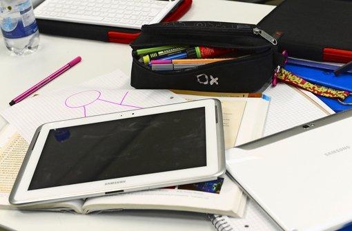 Digitales Zeitalter an den Schulen
