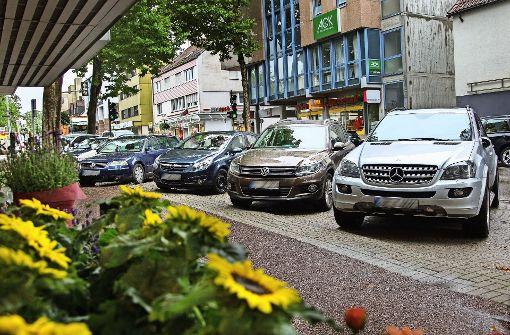Ausrichtung der Parkplätze wird lebhaft diskutiert