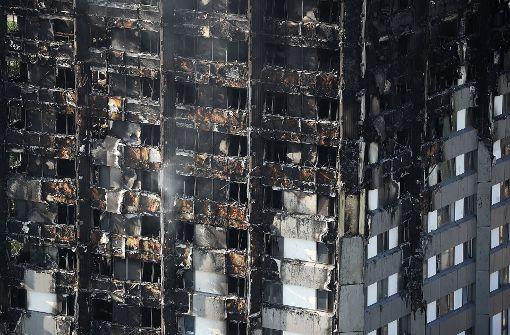 Fünf Hochhäuser in London evakuiert