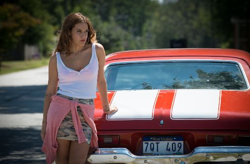 Mellie Logan (Riley Keough). Foto: Verleih