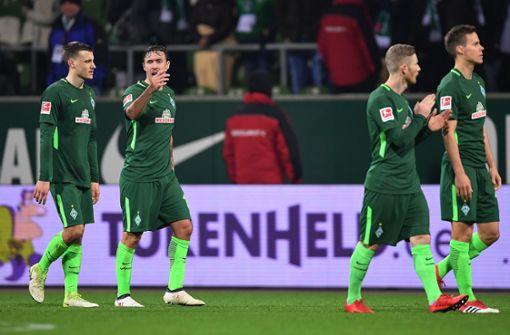 Werder Bremen mit Nullnummer gegen Hertha BSC