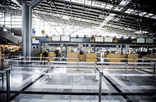 Der Flughafen soll einen Fernbahnhof erhalten Foto: Leif Piechowski