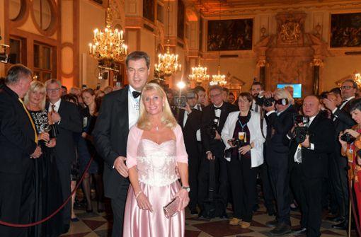 Karin III. ist die Frau an Markus Söders Seite