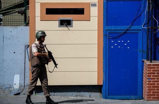 Deutscher nach Facebook-Postings festgenommen