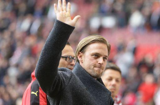 Wie Timo Hildebrand & Co. den VfB feierten