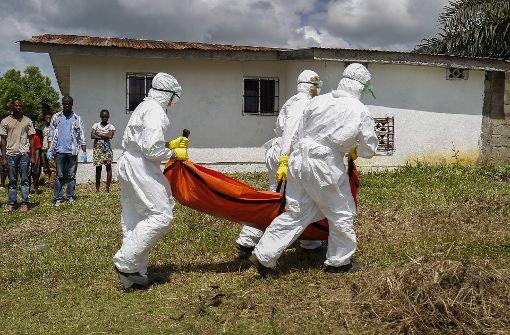 Kongo erklärt Ebola-Ausbruch für beendet