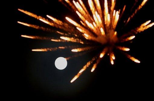 8. August: Tumulte wegen privaten Feuerwerks