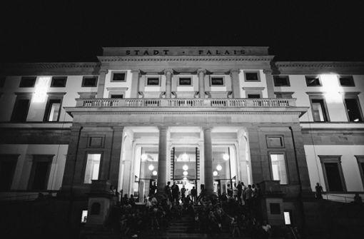 Bis Sonntag gibt es im Stadtpalais noch die Chance, eines der kostenlosen Konzerte zu besuchen. In unserer Bildergalerie zeigen wir Ihnen Impressionen aus der Open-Stage-Reihe: von den Auftritten der  Stuttgarter Band Superflow und des Alexander Bühl Sextetts. Foto: Opus/Saeed Kakavand