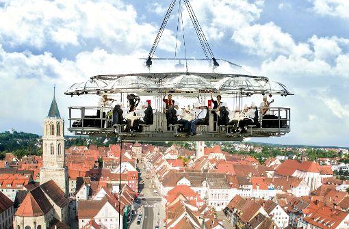Irgendwo in Deutschland steht dieser mysteriöse Turm: Dort wird die Zukunft getestet