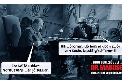 """Werbebild für """"Die 1000 Glotzböbbel des Dr. Mabuse"""" Foto: Camnio"""