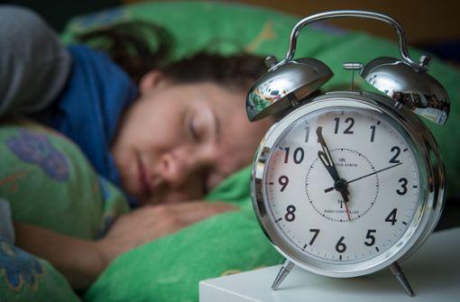 Besser schlafen – wie geht das?