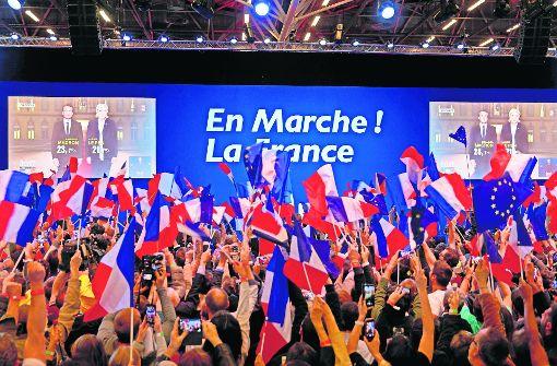 Kampf um Frankreichs politische Kultur